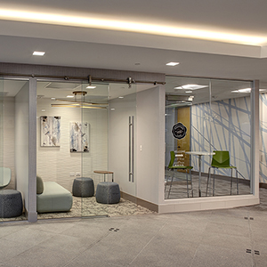 STANFORD PLACE I | Denver, Colorado | Lobby Breakout Rooms