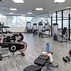 370 INTERLOCKEN BOULEVARD | Broomfield, Colorado | Fitness Room